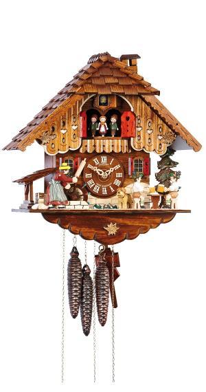Roue de Moulin Rombach /& Haas Pendule /à Coucou Maison de For/êt Noire